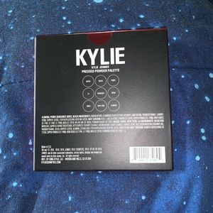Kylie Cosmetics Makeup - KYLIE COSMETICS - THE BURGUNDY PALETTE